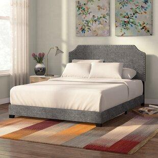 Kyara Upholstered Panel Bed