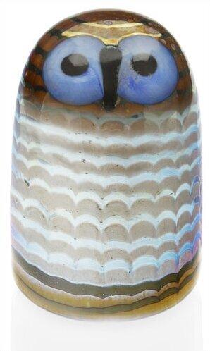 Birds by Toikka Owlet Figurine