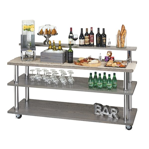 ASHWOOD UBUILD CART 4FT SHELF by Cal-Mil