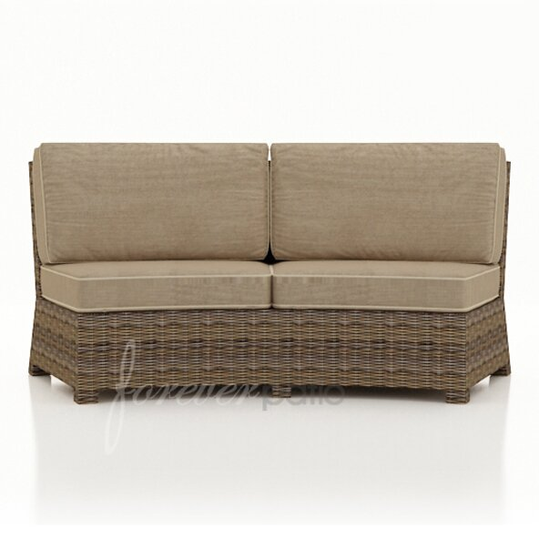 Cypress Sofa with Cushion by Forever Patio