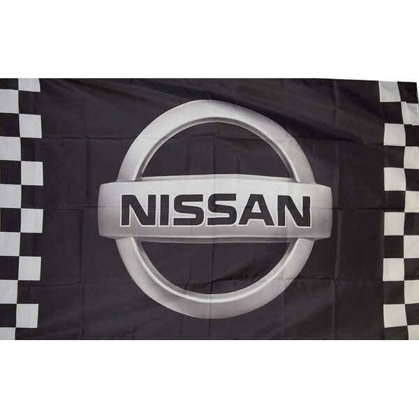 Nissan Polyester 3 x 5 ft. Flag by NeoPlex