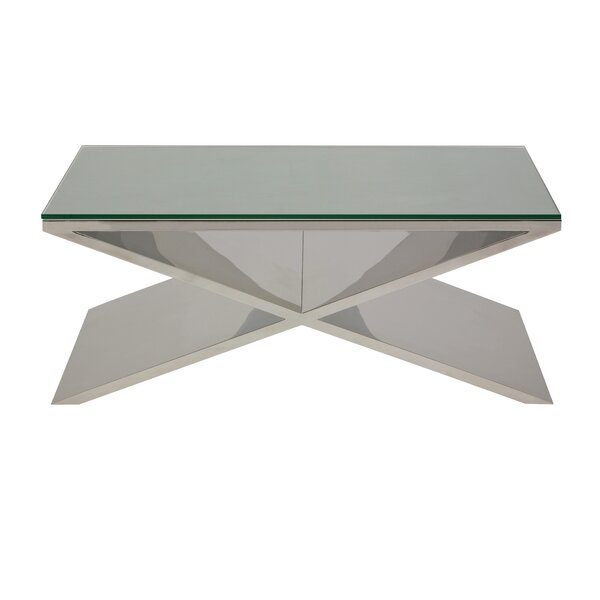 Matteo Coffee Table With Storage By Orren Ellis