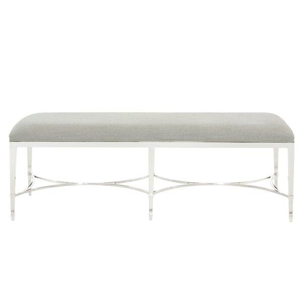 Criteria Upholstered Bench by Bernhardt