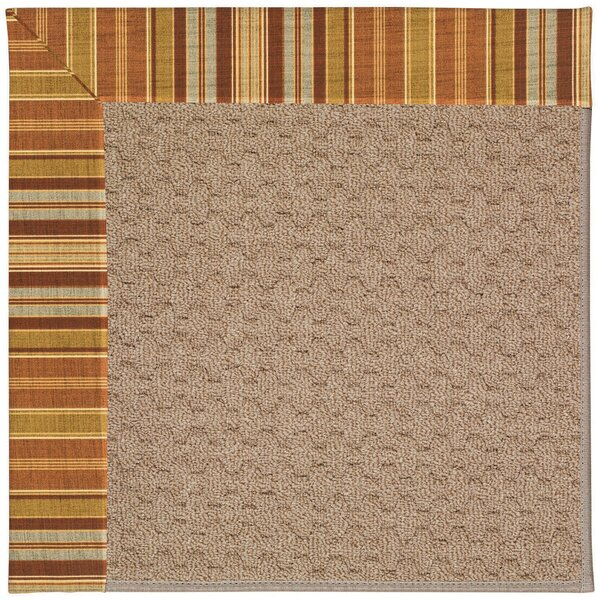 Lisle Machine Tufted Indoor/Outdoor Area Rug by Longshore Tides