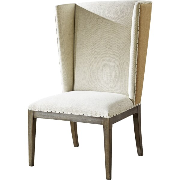 Rison Winged Side Chair by Greyleigh