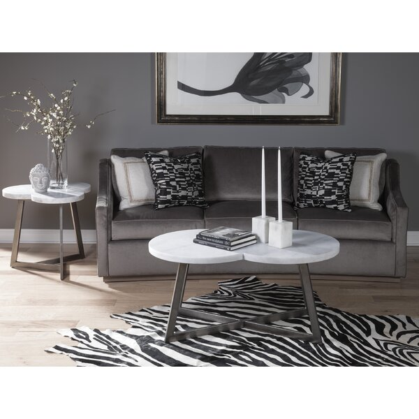 Aristo 2 Piece Coffee Table Set By Artistica Home