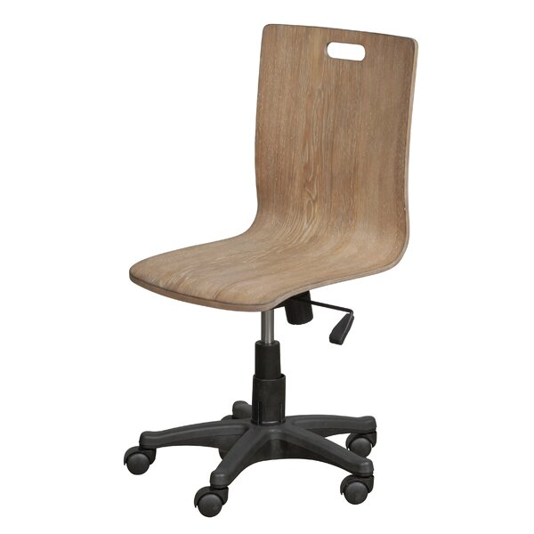 Rebecca Office Chair by 17 Stories