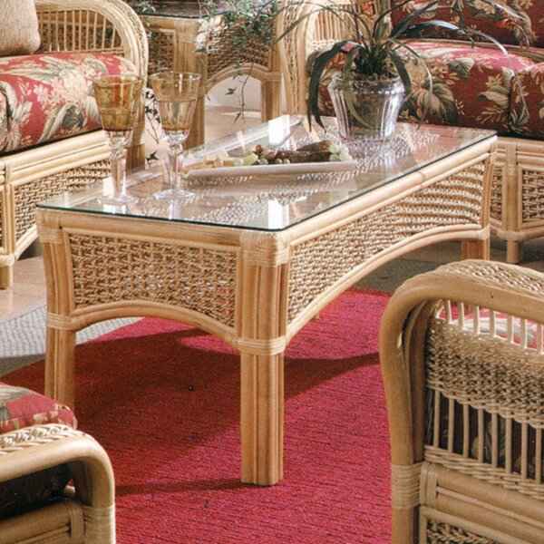 Coffee Table by Spice Islands Wicker