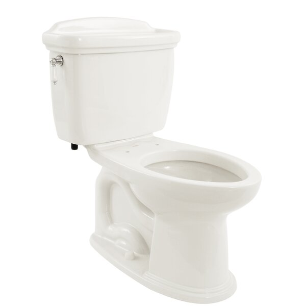 Dartmouth Eco 1.28 GPF Elongated Two-Piece Toilet by Toto