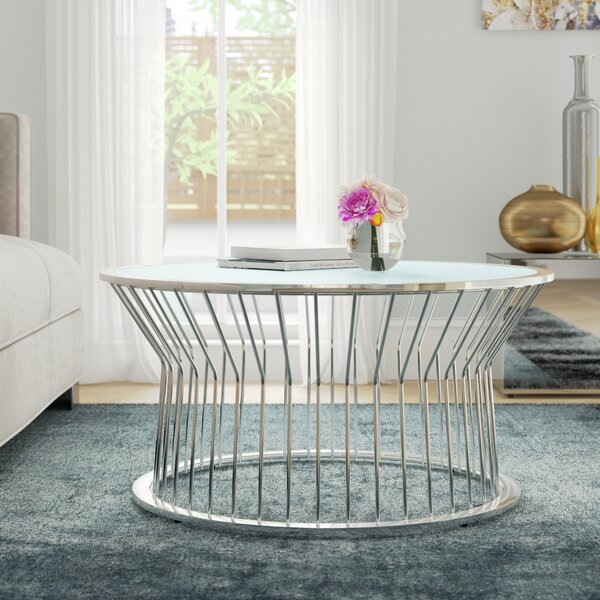 Olander Coffee Table by Willa Arlo Interiors