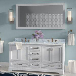Stian Double Sink Bathroom Vanity Set