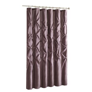 Benjamin Single Shower Curtain