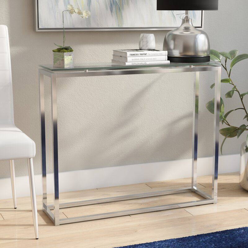 Wade Logan Bellewood Console Table Amp Reviews Wayfair