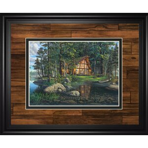 'Freedom's Promise' by Kim Norlien Framed Painting Print by Classy Art Wholesalers