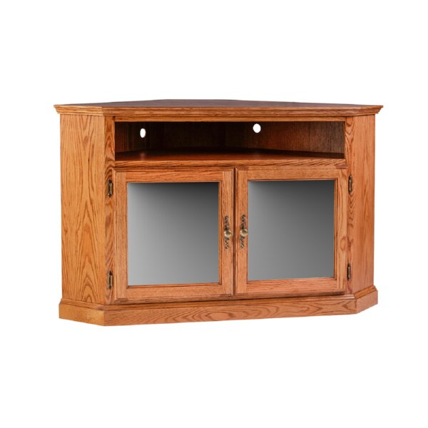 Lowe Corner Unit TV Stand For TVs Up To 58