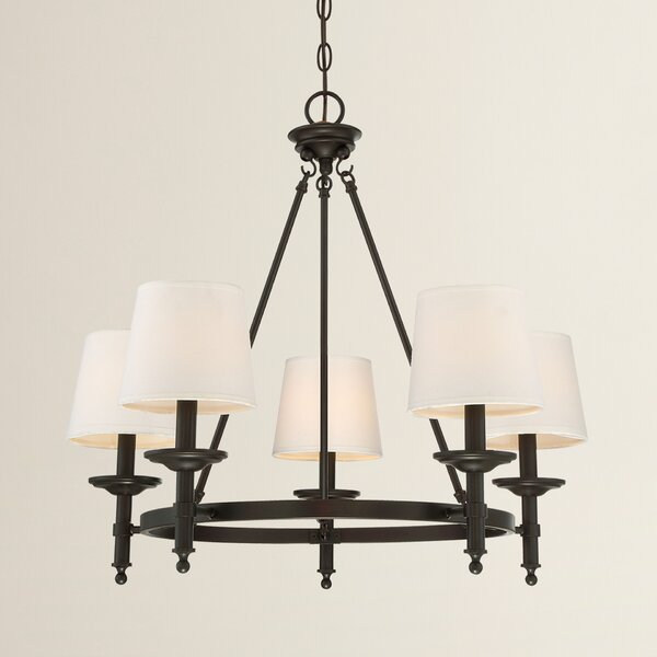 Trade Stands Glastonbury : Birch lane™ glastonbury light shaded chandelier