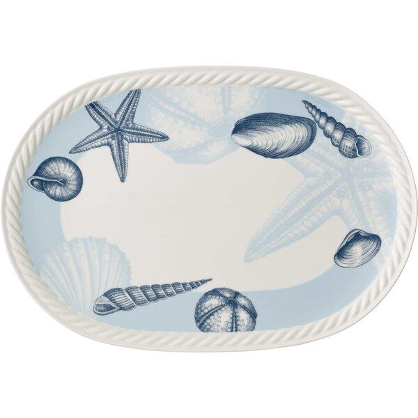 Montauk Beachside Platter by Villeroy & Boch