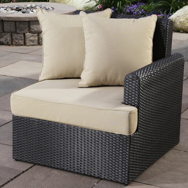 Capri Right Arm Chair with Cushions by Madbury Road