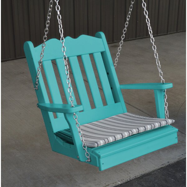 Zandra Porch Swing by August Grove