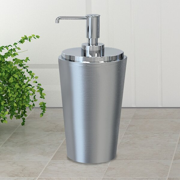 Bermudez Soap & Lotion Dispenser by Ebern Designs