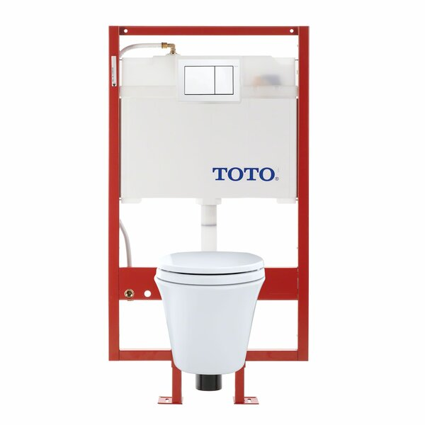 Maris Dual Flush Elongated Two Piece Toilet by Toto