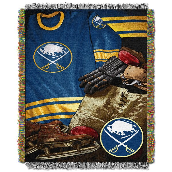 NHL Throw Blanket by Northwest Co.