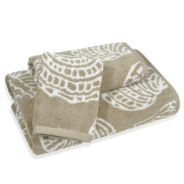 Izidora Cotton Hand Towel by Highland Dunes