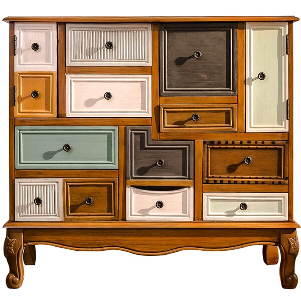 Ailbe 2 Door Accent Cabinet by August Grove