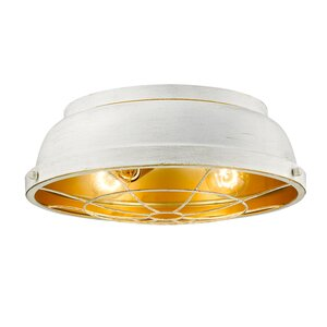 Elinna 2-Light Flush Mount