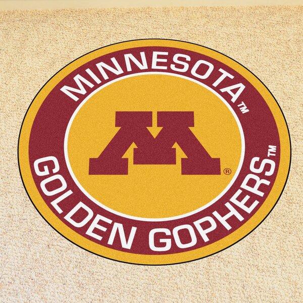 NCAA University of Minnesota Roundel Mat by FANMATS