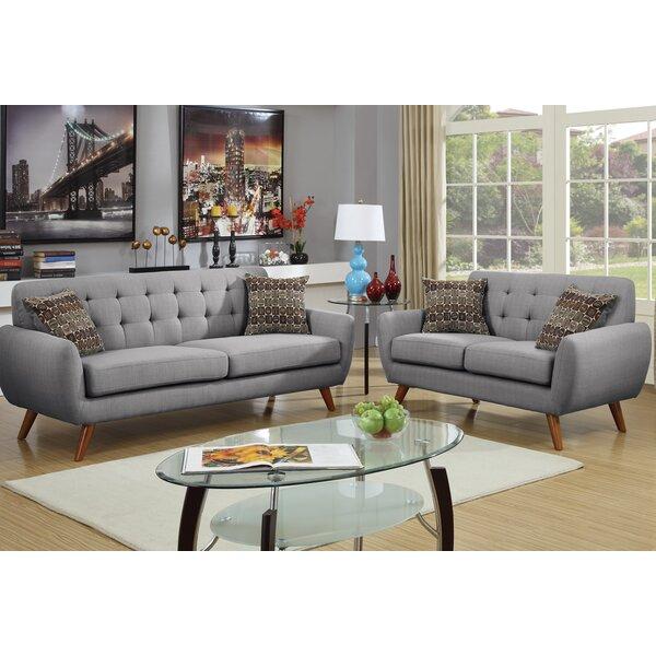 Wooten 2 Piece Living Room Set by Langley Street