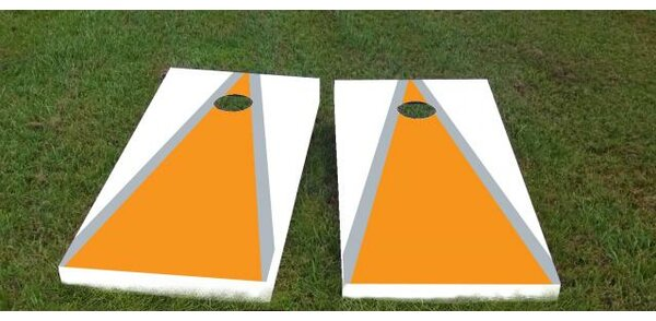 Tennessee Volunteers Cornhole Game (Set of 2) by Custom Cornhole Boards