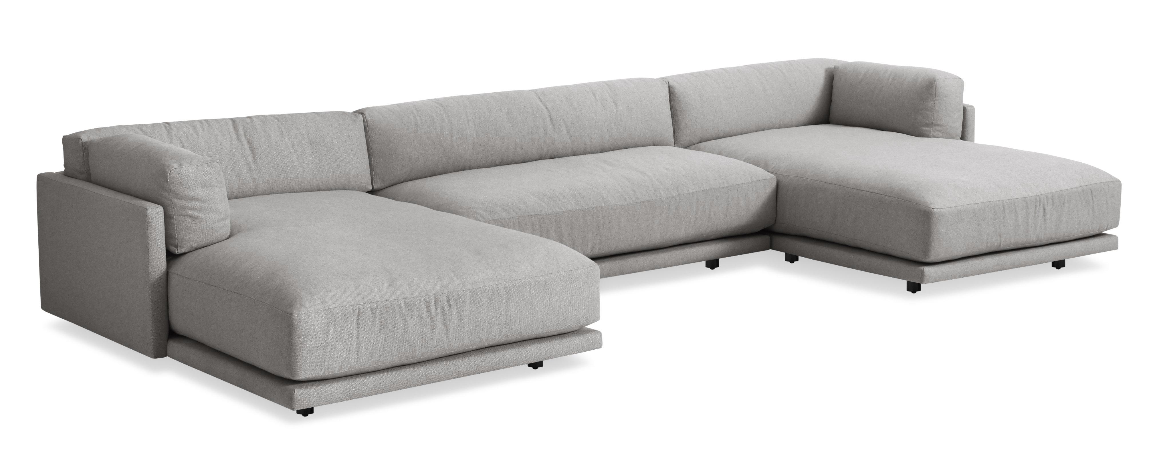 Sunday U-Shaped Sectional Sofa