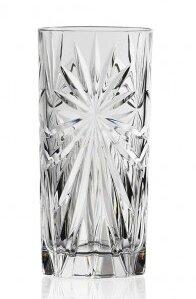 Eason 12 oz. Glass Highball Glass (Set of 6) by Ebern Designs
