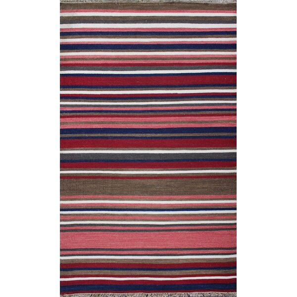 Washington Mews Multi-colored Rug by Breakwater Bay