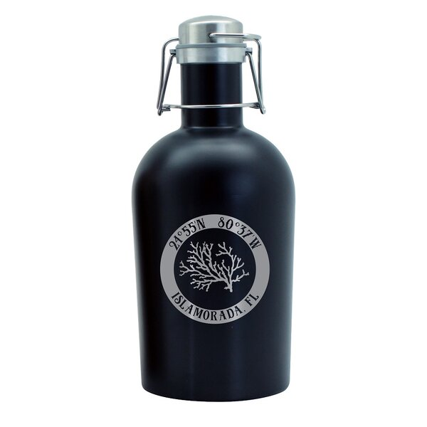 Beer 64 Oz. Growler by Island Girl Home