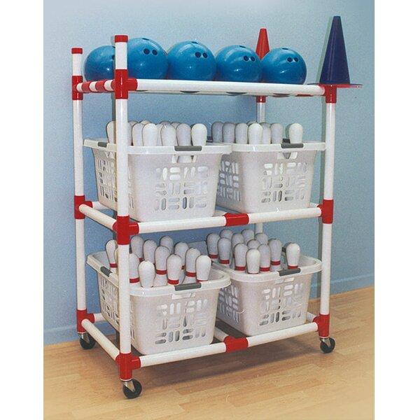 Bowling Utility Cart by Duracart