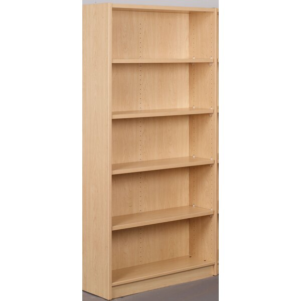 Library Starter Standard Bookcase by Stevens ID Systems