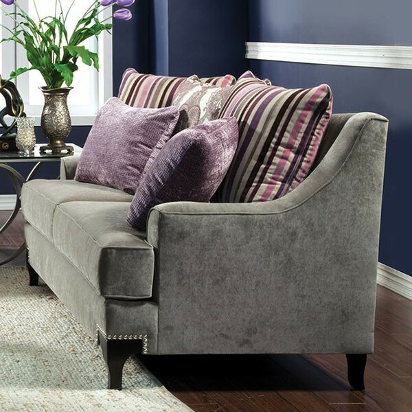 Gallager Opulent Sofa by Everly Quinn