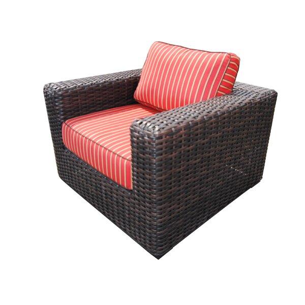 Santa Monica Arm Chair with Cushions by Teva Furniture