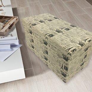 Reviews Pressnell Storage Ottoman by One Allium Way