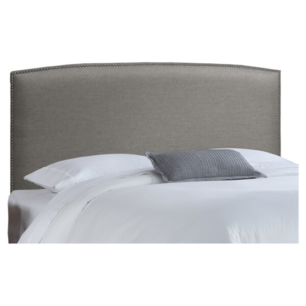 Jacobus Upholstered Panel Headboard by Wade Logan
