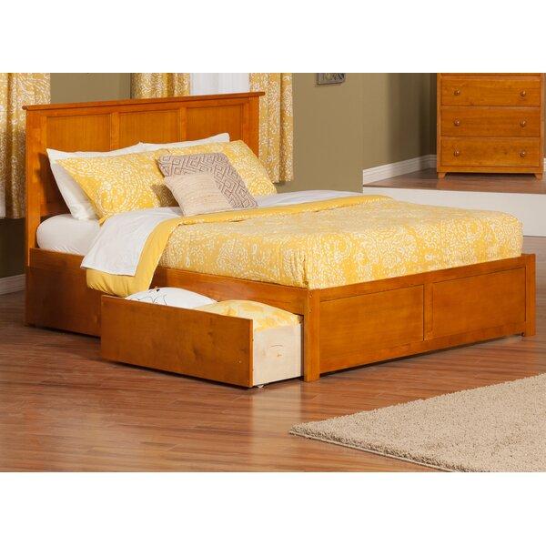 Marjorie King Storage Platform Bed by Three Posts