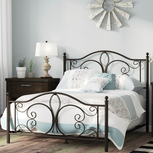 Skeen Standard Bed by August Grove