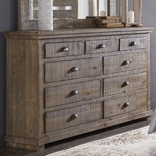 Castagnier 9 Drawer Dresser By Lark Manor