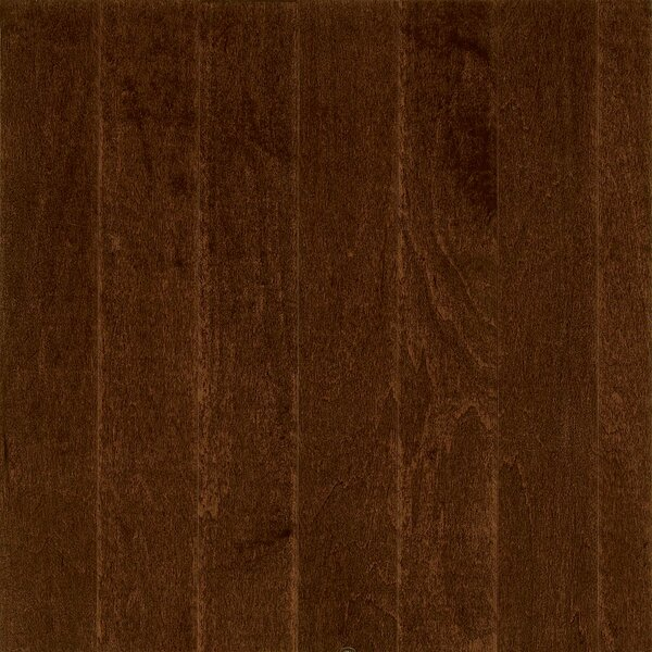 Turlington 5 Engineered Maple Hardwood Flooring in Cocoa Brown by Armstrong Flooring
