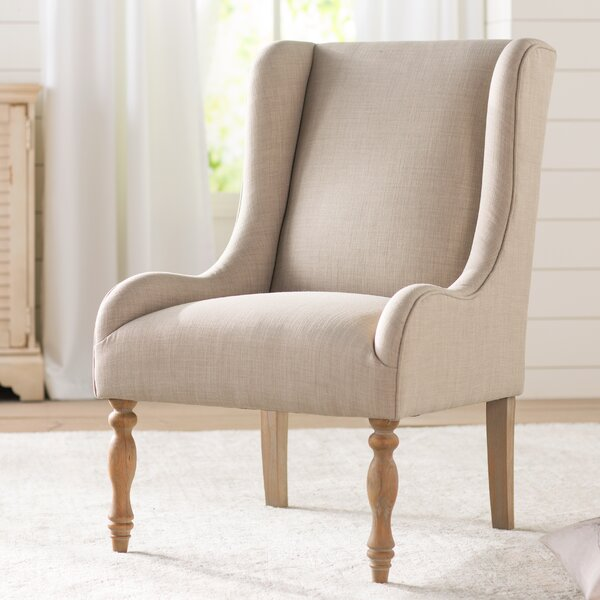Pando Wingback Chair by Lark Manor