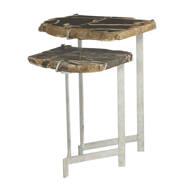 Ardelle 2 Piece Nesting Tables By Bernhardt
