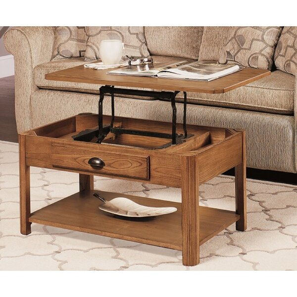 1014 Lift Top Coffee Table With Storage By Wildon Home®