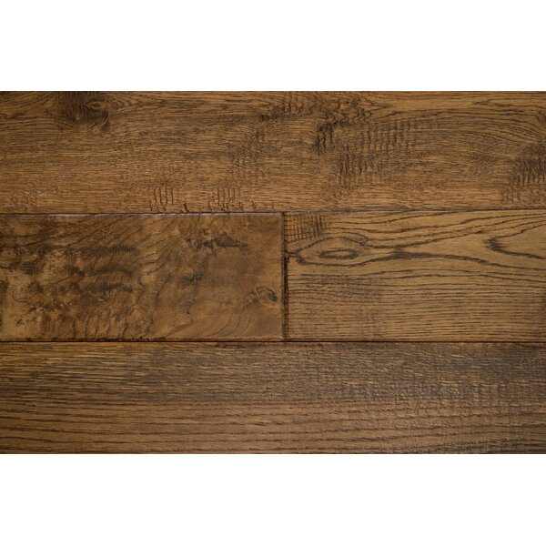 Douro 4-3/4 Solid Oak Hardwood Flooring in Sandal by Branton Flooring Collection